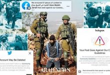 Photo of Facebook, Instagram Dituding Bias dengan Menyensor Konten Palestina