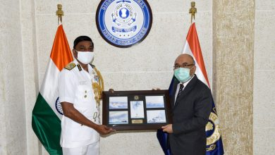 Photo of Bakamla-Indian  Coast Guard  Kerjasama Keamanan dan Keselamatan Maritim