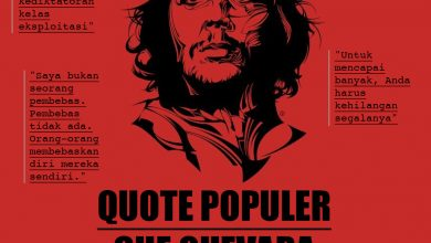 Photo of Quote Sang Revolusioner -Che Guevara