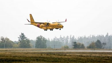Photo of 'Kingfisher', Skuadron SAR Airbus C-295 Kanada Pertama