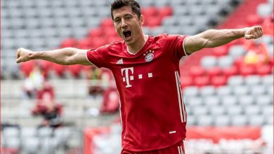 Photo of Robert Lewandowski Samai Rekor Gol Gerd Mueller