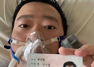 Photo of Li Wenliang, Whistleblower Virus Korona Wuhan